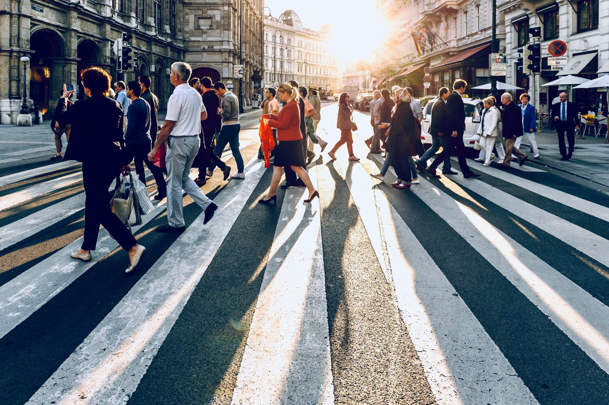 Lack of pedestrian infrastructure can result in accidents