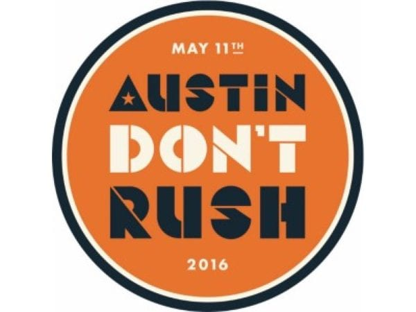 "Mayor Announces ""Austin Don't Rush"" To Help Ease Traffic"