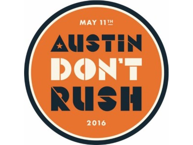 """Mayor Announces """"Austin Don't Rush"""" To Help Ease Traffic"""