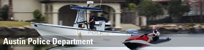 Austin Police Increase Patrol to Fight Drunk Boating