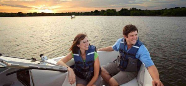 Boating Safety A Must When Enjoying Texas Lakes