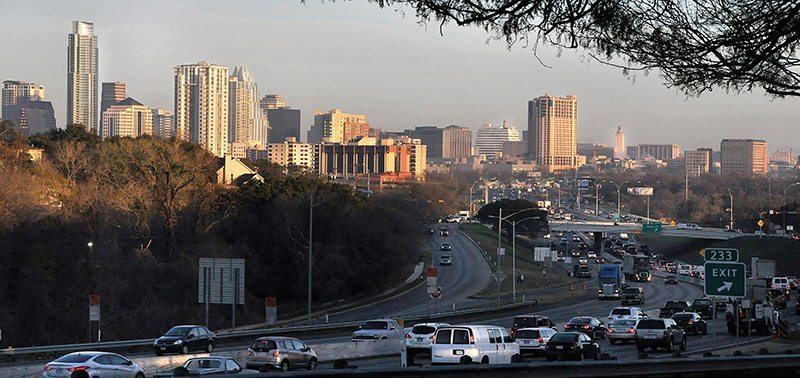 Austin, Texas $720 Million transportation bond will go before voters Nov. 8