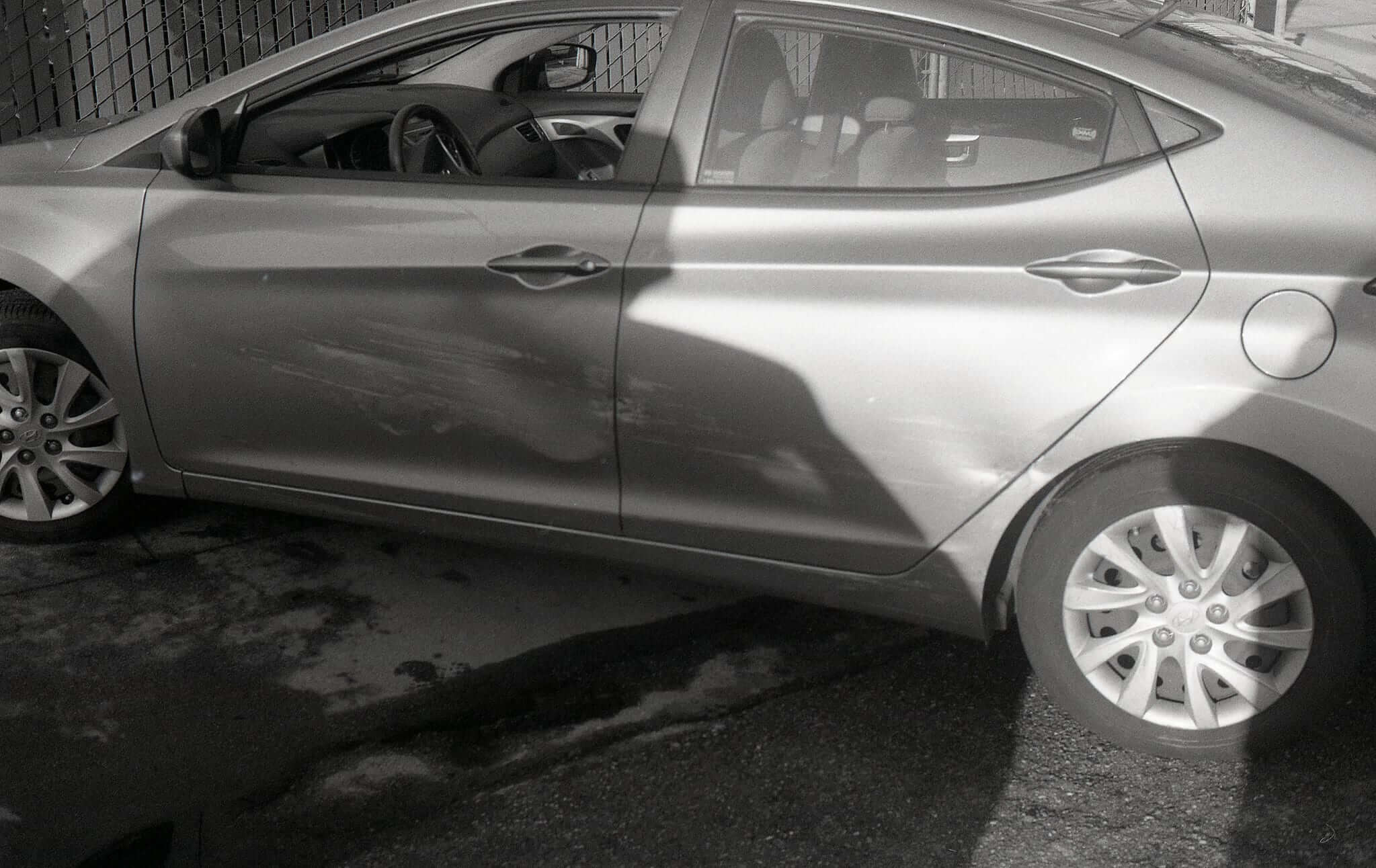 Major Car Accident vs Minor Car Accident
