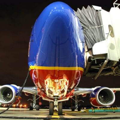 Southwest Airlines Plane Strikes and Kills Man On Runway In Austin