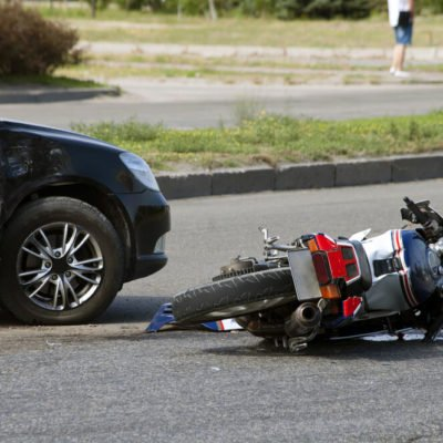 The Risks of Rear-End Motorcycle Crashes