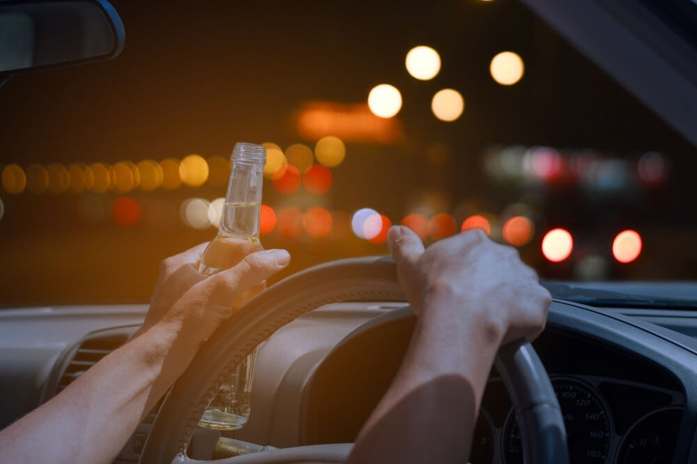Halloween Can Mean More Drunk Driving Accidents