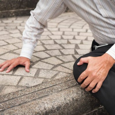 Common Slip and Fall Injuries