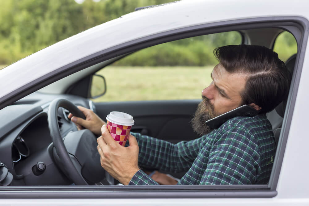 Austin Distracted Driving Accident Lawyers