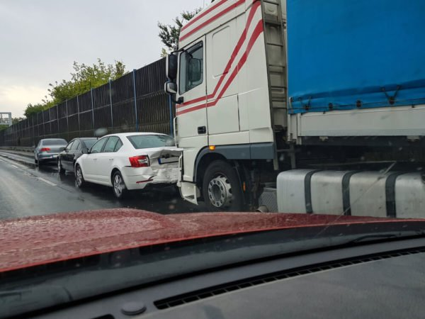 Is the Rear Driver Always at Fault for an Accident?