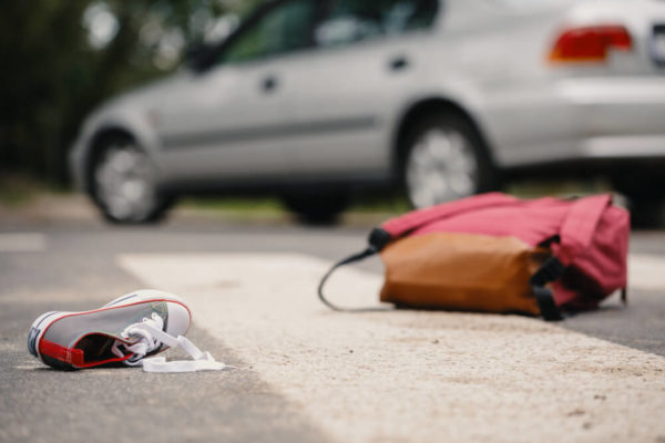 Causes of Austin Pedestrian Accidents