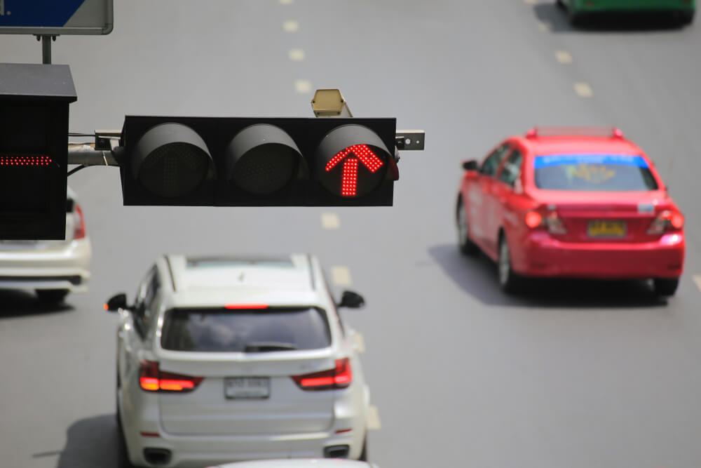 Drivers Who Run Red Lights