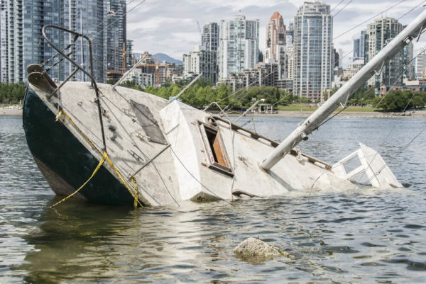 TYPICAL CAUSES OF BOATING ACCIDENTS