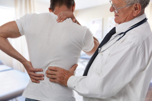 Common Losses from Back Injuries