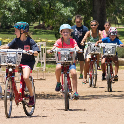 Where to Bike with Kids in Austin