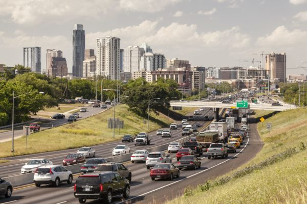 Traffic Tips for Austin Newcomers
